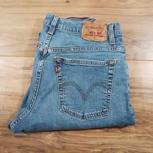 Levi's 550 relaxed boot cut